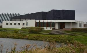 Nordens hus i Reykjavik.