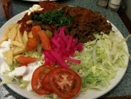 Palmyra Kebab